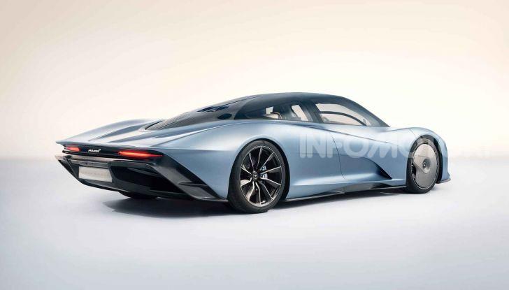 McLaren Speedtail, la hypercar da 391 km/h - Foto 1 di 13