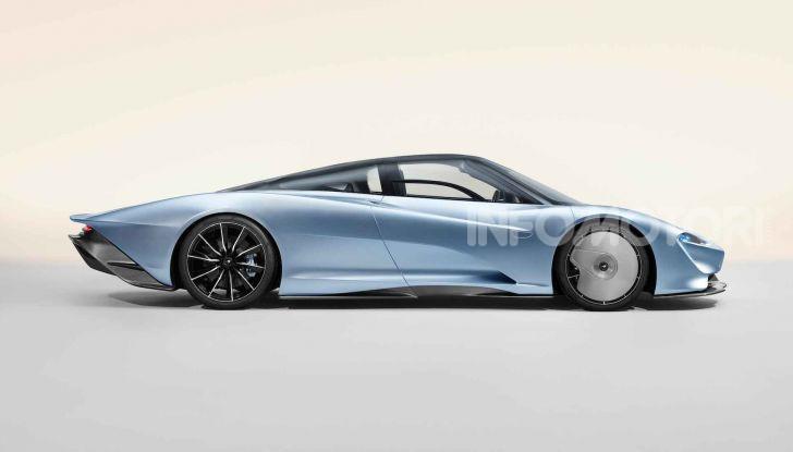 McLaren Speedtail, la hypercar da 391 km/h - Foto 2 di 13