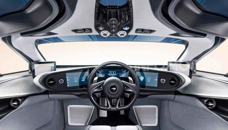 McLaren Speedtail, la hypercar da 391 km/h - Foto 6 di 13