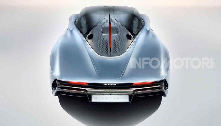 McLaren Speedtail, la hypercar da 391 km/h - Foto 4 di 13
