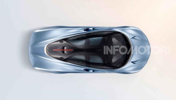 McLaren Speedtail, la hypercar da 391 km/h - Foto 9 di 13