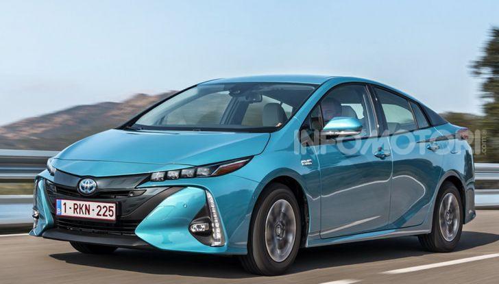 Incentivi fino a 6.000€ per auto elettriche e tasse extra sui veicoli inquinanti - Foto 11 di 12