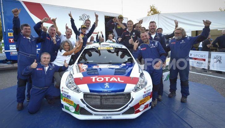 36° Rally 2 Valli  – Paolo Andreucci vince il Campionato Italiano Rally 2018 - Foto 5 di 8