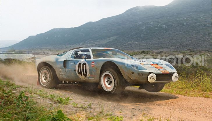 Le 8 auto da rally più assurde di sempre - Foto 4 di 8