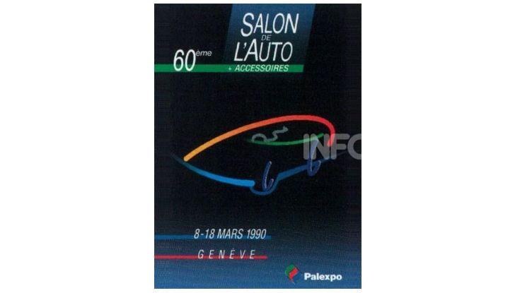 Le locandine del Salone di Ginevra dal 1924 ad oggi - Foto 60 di 88