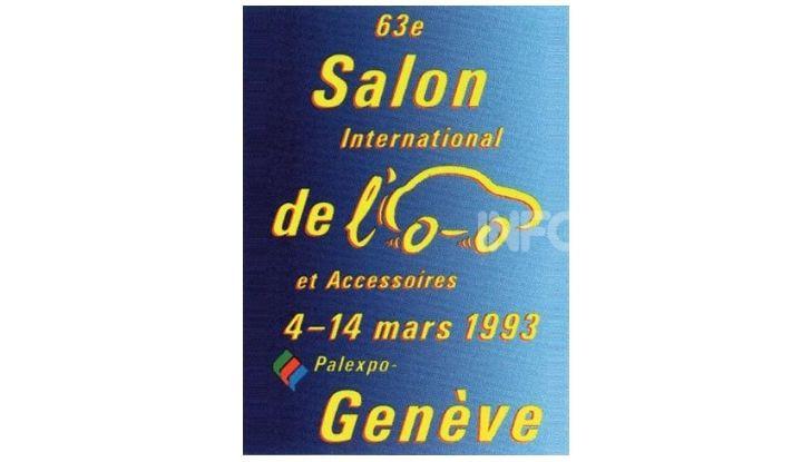 Le locandine del Salone di Ginevra dal 1924 ad oggi - Foto 63 di 88