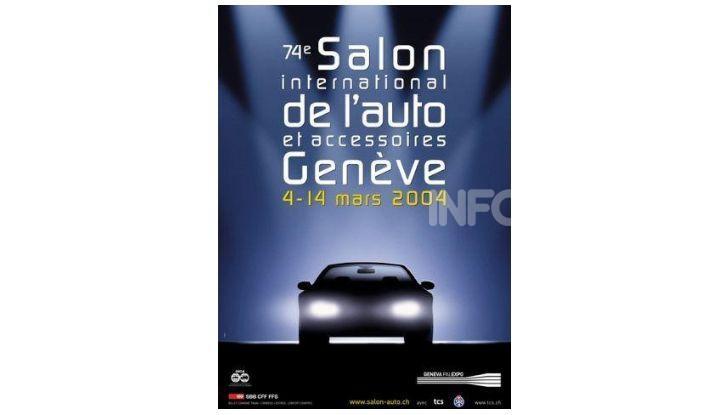Le locandine del Salone di Ginevra dal 1924 ad oggi - Foto 74 di 88