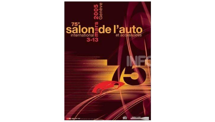 Le locandine del Salone di Ginevra dal 1924 ad oggi - Foto 75 di 90