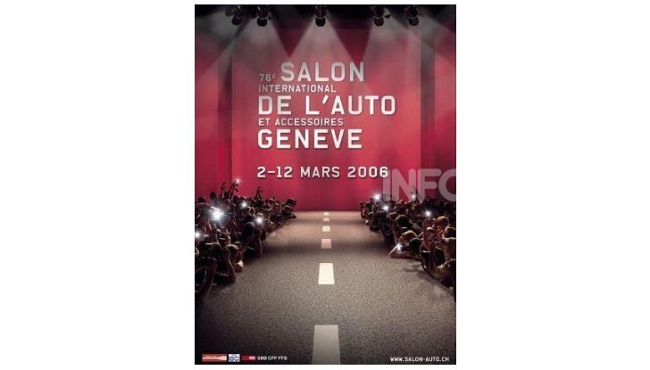 Le locandine del Salone di Ginevra dal 1924 ad oggi - Foto 76 di 90