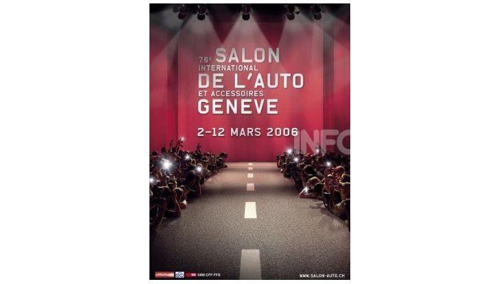 Le locandine del Salone di Ginevra dal 1924 ad oggi - Foto 76 di 88