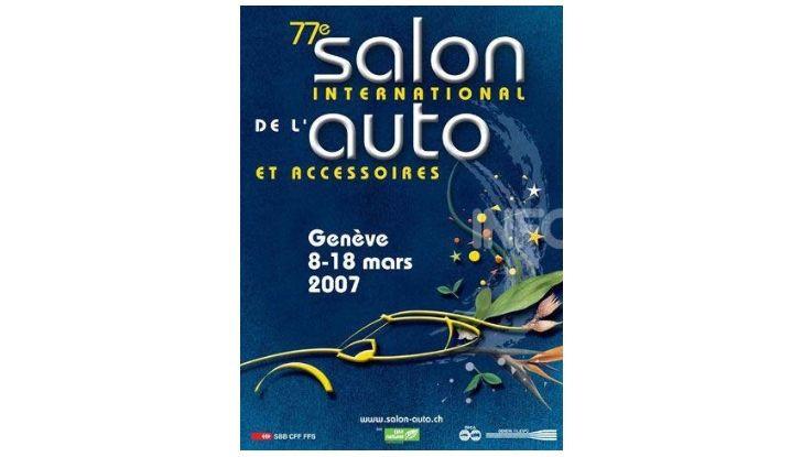 Le locandine del Salone di Ginevra dal 1924 ad oggi - Foto 77 di 90