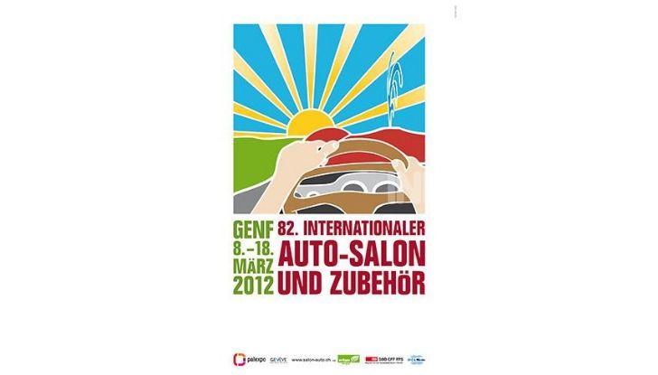 Le locandine del Salone di Ginevra dal 1924 ad oggi - Foto 82 di 88