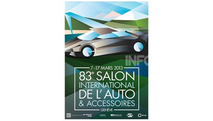 Le locandine del Salone di Ginevra dal 1924 ad oggi - Foto 83 di 88