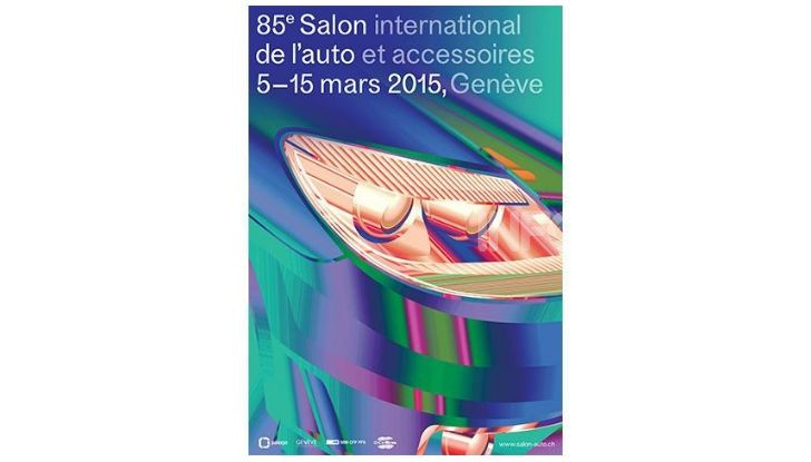 Le locandine del Salone di Ginevra dal 1924 ad oggi - Foto 85 di 88