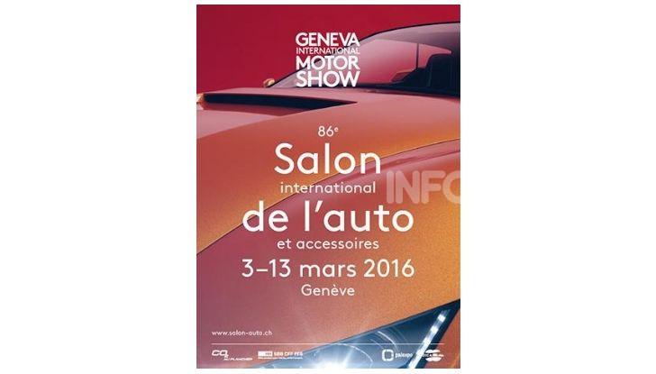 Le locandine del Salone di Ginevra dal 1924 ad oggi - Foto 86 di 88