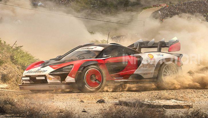 Le 8 auto da rally più assurde di sempre - Foto 2 di 8