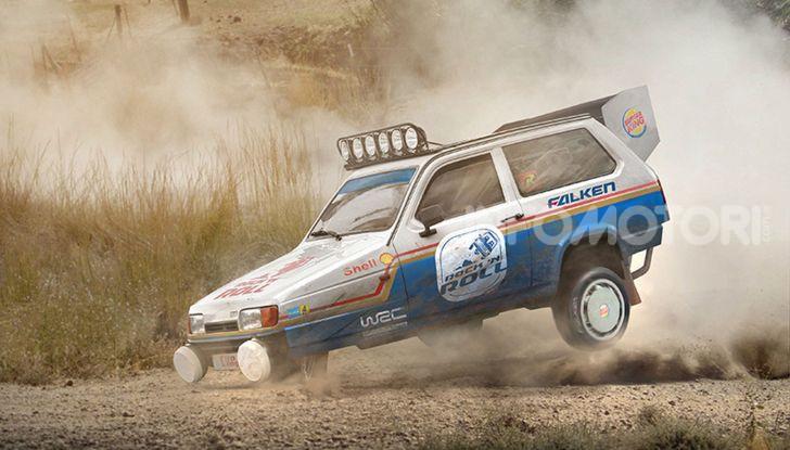 Le 8 auto da rally più assurde di sempre - Foto 3 di 8