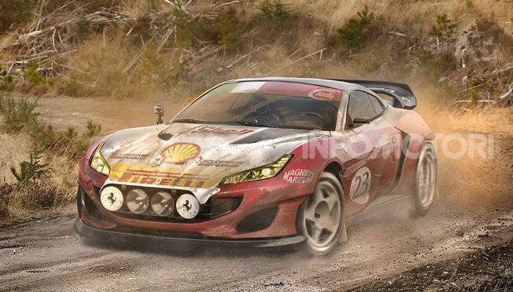 Le 8 auto da rally più assurde di sempre - Foto 1 di 8