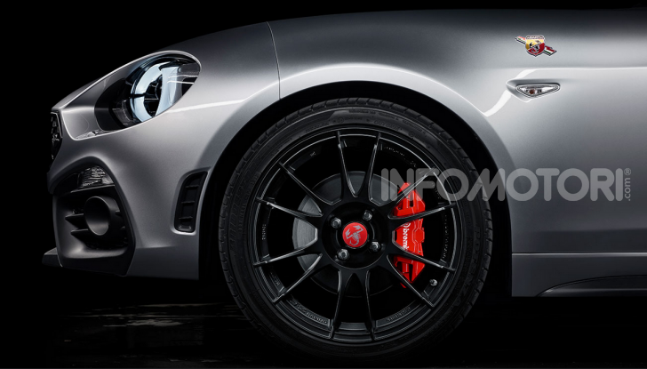 Abarth 124 GT prova su strada, prestazioni e dati tecnici - Foto 8 di 11