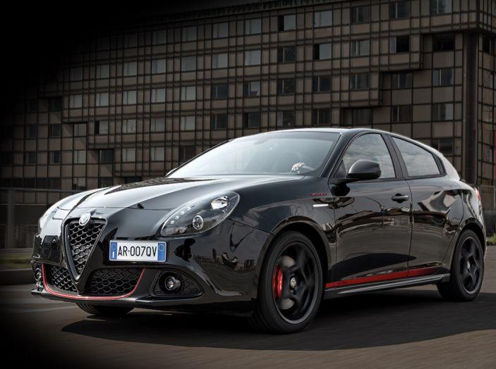 Alfa Romeo Giulietta Veloce S: solo 200 esemplari per i 240CV del biscione