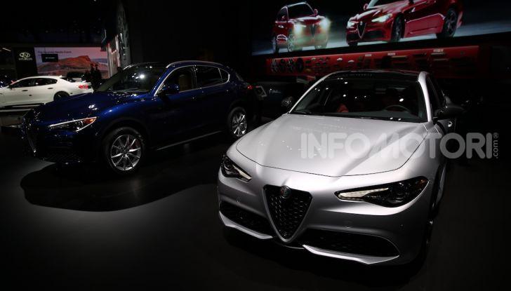 Le foto più belle di Alfa Romeo al Salone di Los Angeles 2018 - Foto 2 di 8