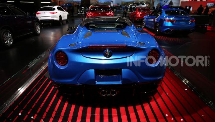 Le foto più belle di Alfa Romeo al Salone di Los Angeles 2018 - Foto 8 di 8