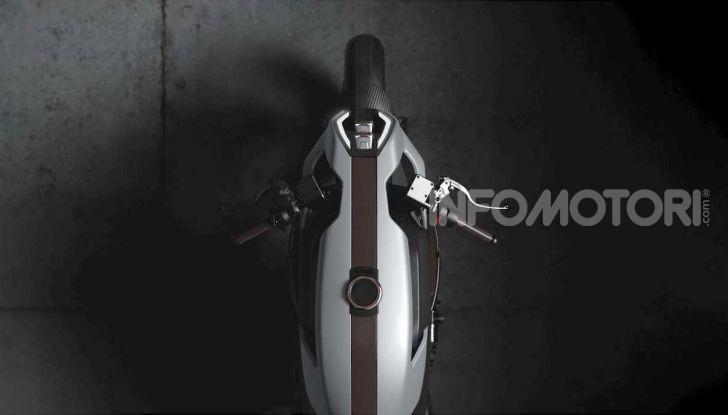 Jaguar Land Rover investe nelle moto elettriche con Arc Vector ad EICMA - Foto 7 di 8