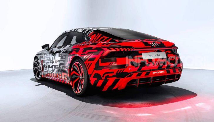 Audi e-tron GT Concept - Foto 17 di 18
