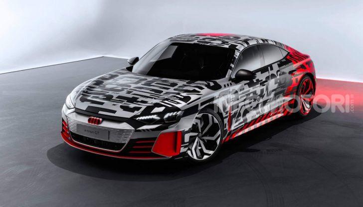Audi e-tron GT Concept - Foto 16 di 18