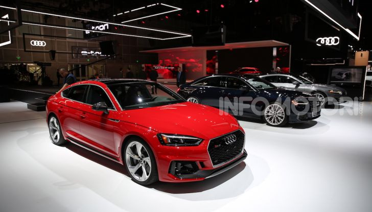 Tutte le novità di Audi al Salone di Los Angeles 2018 - Foto 8 di 26
