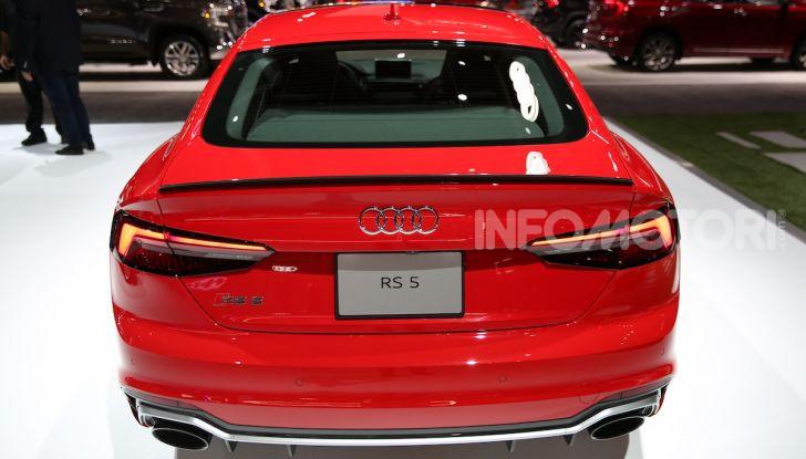 Tutte le novità di Audi al Salone di Los Angeles 2018 - Foto 19 di 26