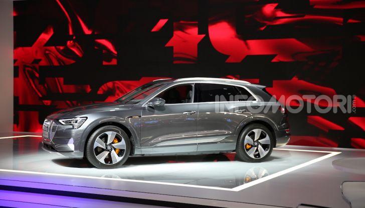 Tutte le novità di Audi al Salone di Los Angeles 2018 - Foto 21 di 26