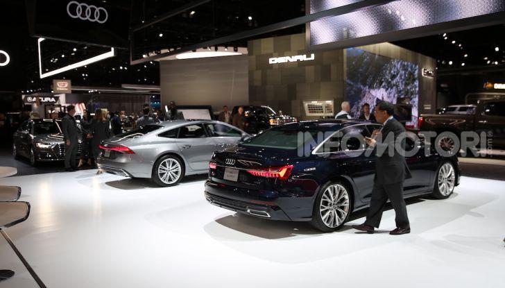 Tutte le novità di Audi al Salone di Los Angeles 2018 - Foto 22 di 26