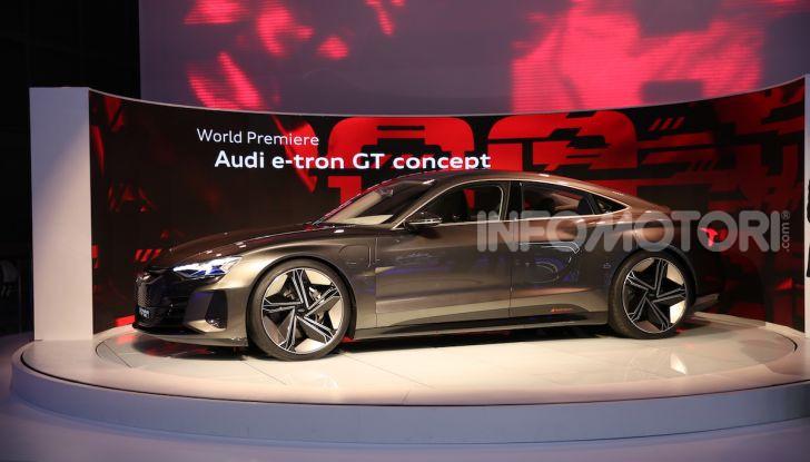 Tutte le novità di Audi al Salone di Los Angeles 2018 - Foto 5 di 26