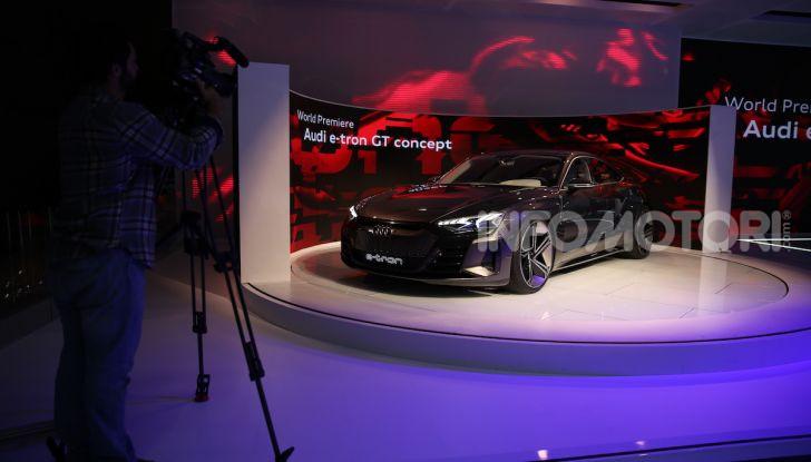 Tutte le novità di Audi al Salone di Los Angeles 2018 - Foto 1 di 26