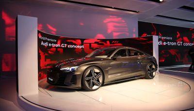 Tutte le novità di Audi al Salone di Los Angeles 2018