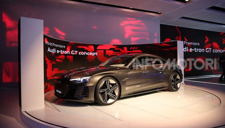 Tutte le novità di Audi al Salone di Los Angeles 2018 - Foto 2 di 26