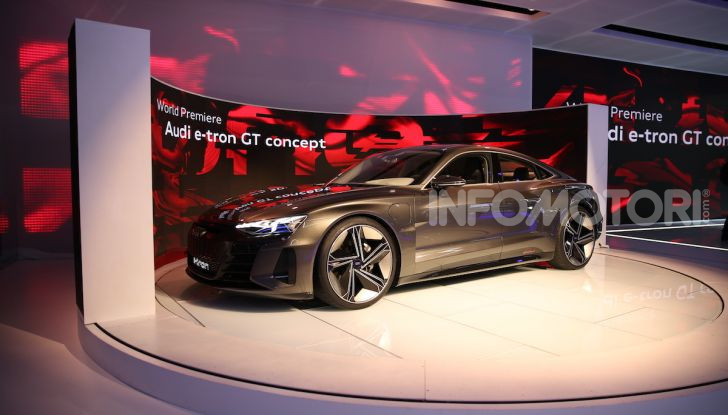 Tutte le novità di Audi al Salone di Los Angeles 2018 - Foto 6 di 26