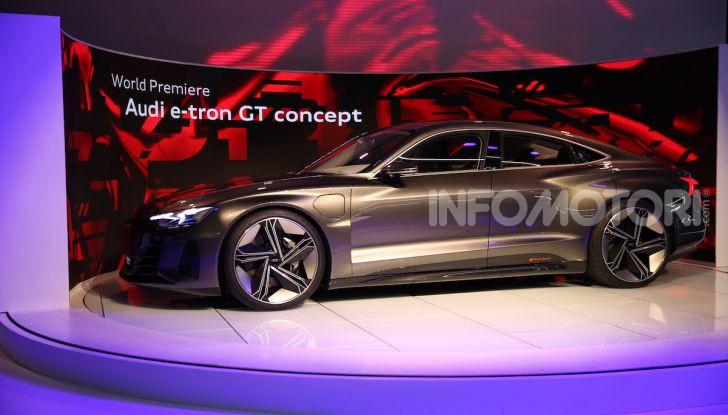 Tutte le novità di Audi al Salone di Los Angeles 2018 - Foto 3 di 26