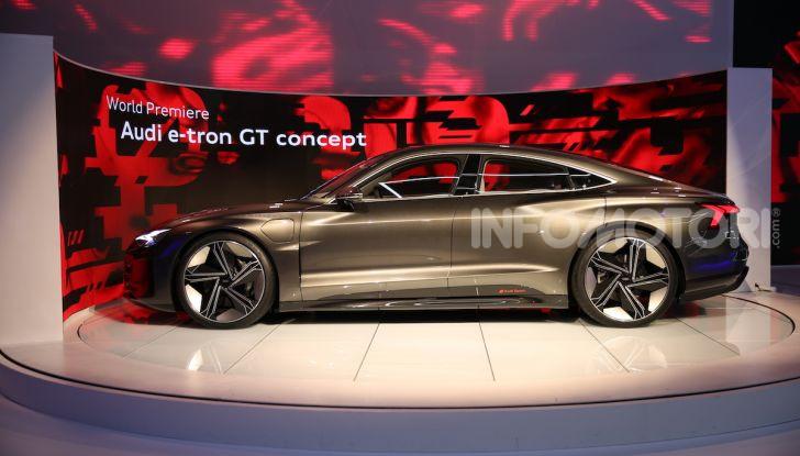 Tutte le novità di Audi al Salone di Los Angeles 2018 - Foto 7 di 26