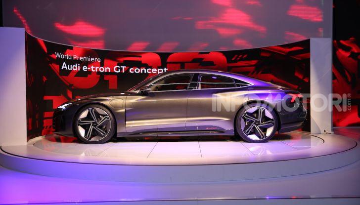 Tutte le novità di Audi al Salone di Los Angeles 2018 - Foto 4 di 26