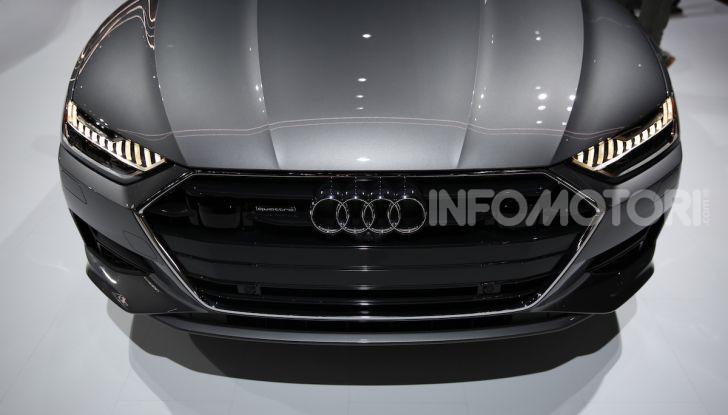 Tutte le novità di Audi al Salone di Los Angeles 2018 - Foto 10 di 26