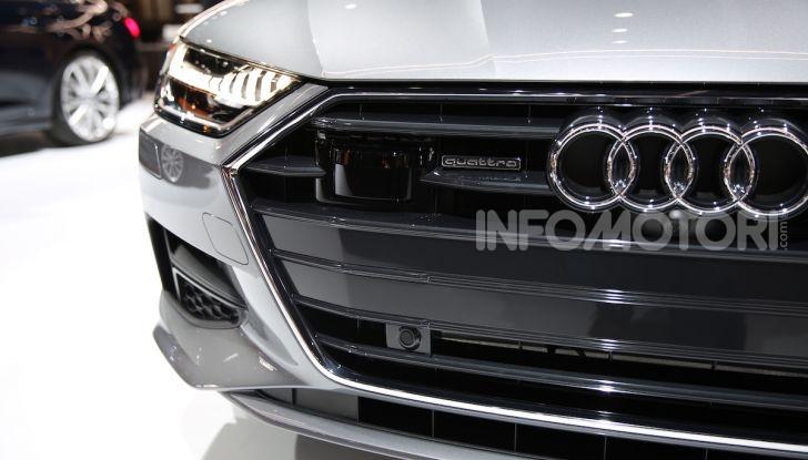 Tutte le novità di Audi al Salone di Los Angeles 2018 - Foto 12 di 26