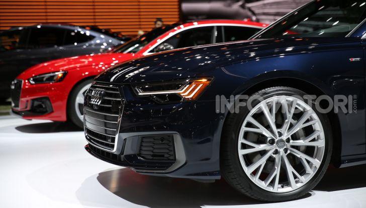 Tutte le novità di Audi al Salone di Los Angeles 2018 - Foto 13 di 26