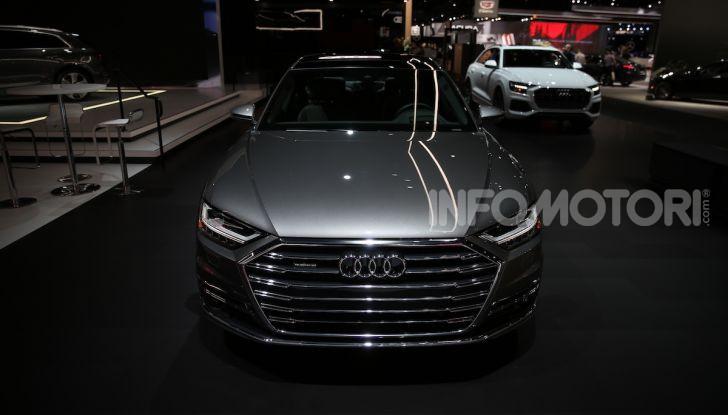 Tutte le novità di Audi al Salone di Los Angeles 2018 - Foto 14 di 26