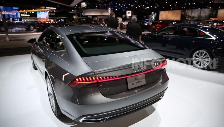 Tutte le novità di Audi al Salone di Los Angeles 2018 - Foto 15 di 26