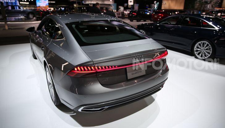 Tutte le novità di Audi al Salone di Los Angeles 2018 - Foto 16 di 26