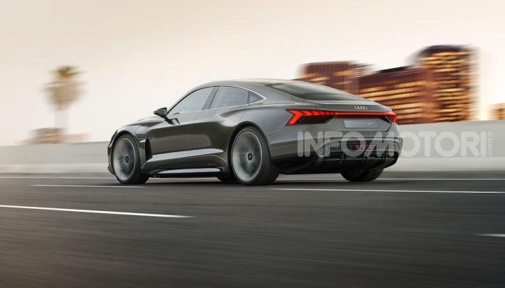 Audi e-tron GT Concept - Foto 2 di 18