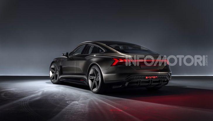 Audi e-tron GT Concept - Foto 11 di 18