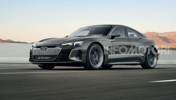 Audi e-tron GT Concept - Foto 1 di 18